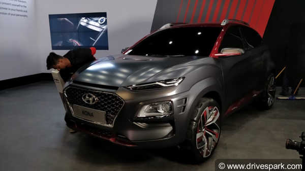 Hyundai Kona EV India Launch Details Revealed