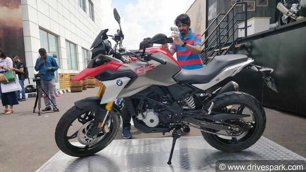 bmw g 310 r and g 310 gs launch highlights prices start. Black Bedroom Furniture Sets. Home Design Ideas