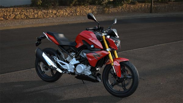 BMW G 310 R Updated With New Colour Options