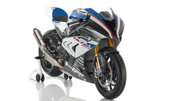 BMW HP4 Race Launched In India; Priced At Rs 85 Lakh