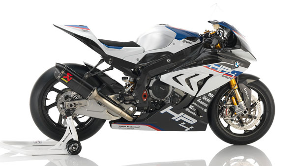 Bmw Hp4 Race Launched In India Priced At Rs 85 Lakh Drivespark News