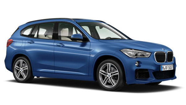 BMW X1 sDrive20d M-Sport Launched In India; Priced At Rs 41.50 Lakh
