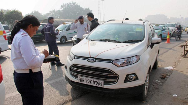Chandigarh Drivers To Be Fined Rs 300 For Closing Outside Mirrors On Cars From 1st October