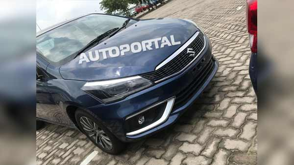 2018 Maruti Suzuki Ciaz Facelift Spied Ahead Of Its Launch