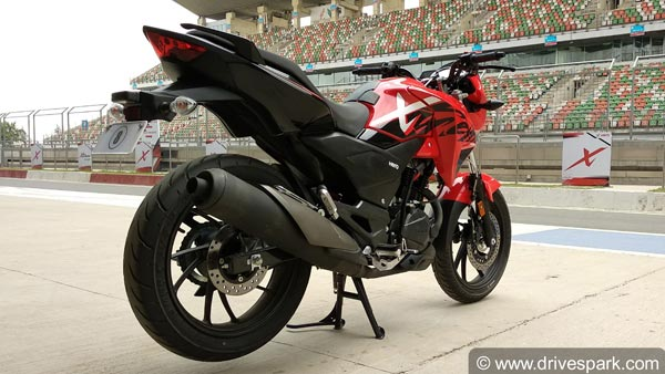 Hero Xtreme 200R Price Revealed On The Official Website