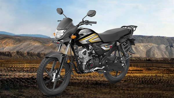 2018 Honda CD 110 Dream DX Launched In India; Priced At Rs 48,641