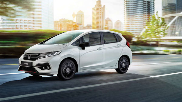 2018 Honda Jazz Images Revealed Ahead Of Launch