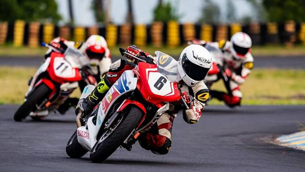 Honda Riders All Set For The Round 2 Of Indian National Motorcycle Racing Championship
