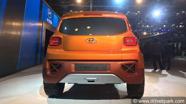 Hyundai Is Considering A Micro SUV That Will Rival The Renault Kwid