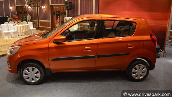 Maruti Tour H1 (Alto Taxi) Brochure Leaked - Variants And Features Revealed
