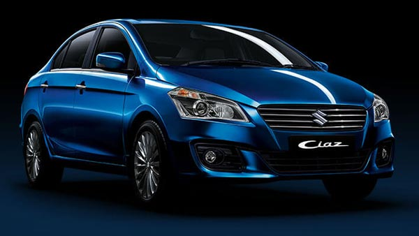 2018 Maruti Ciaz Facelift Teased Ahead Of Launch