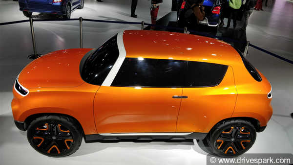 Maruti Suzuki's New Small Car In The Works - To Be Launched In 2020