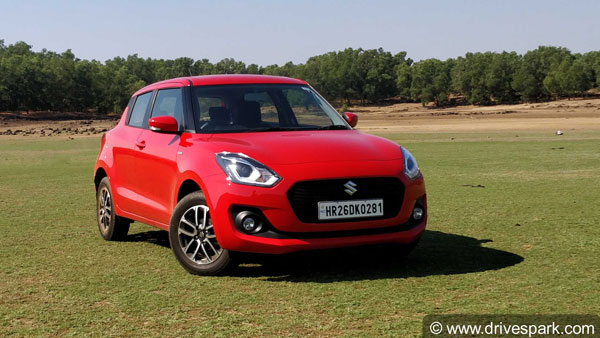 Maruti Suzuki Recalls Swift & Dzire; Possible Fault In Airbag Controller Unit