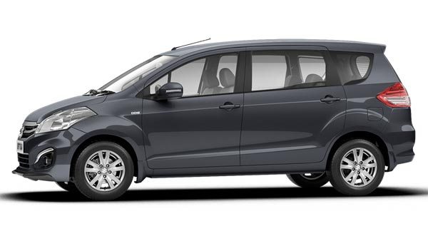 Current-Gen Maruti Ertiga To Be Sold As Ertiga Tour