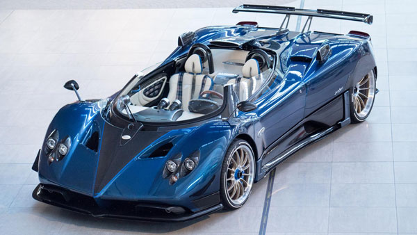 Pagani Zonda Hp Barchetta Becomes The Most Expensive Car In World At Rs 121 Crore