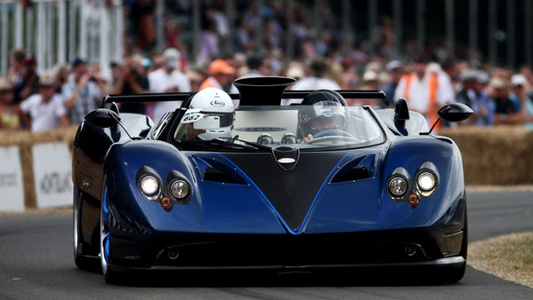 pagani zonda hp barchetta is the most expensive car in the world now priced at rs 121 crore. Black Bedroom Furniture Sets. Home Design Ideas