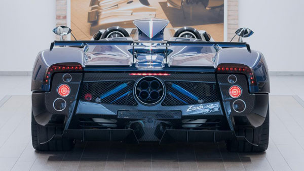 pagani zonda hp barchetta becomes the most expensive car in the world at rs 121 crore. Black Bedroom Furniture Sets. Home Design Ideas