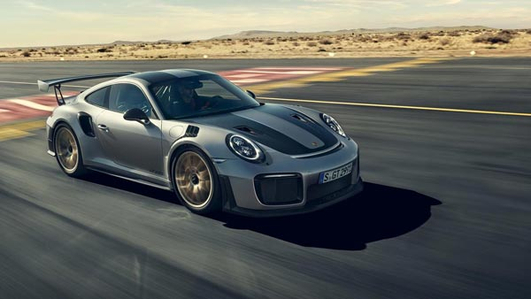 Porsche 911 GT2 RS Launched In India; Priced At Rs 3.88 Crore