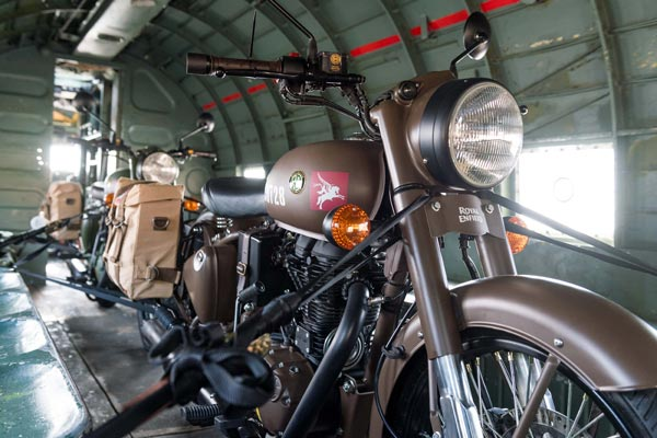All 250 Royal Enfield Classic 500 Pegasus Edition Sold In Just 178 Seconds