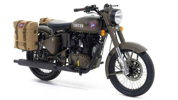 Royal Enfield Pegasus 500 Online Sale Today; Limited To 250 Units In India