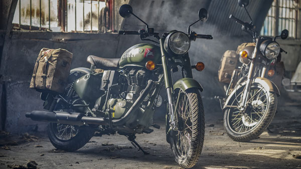 Royal Enfield Classic 500 Pegasus Online Sale - New Date Announced