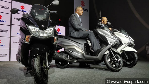 The Suzuki Burgman Street — What Are Your Thoughts On It?