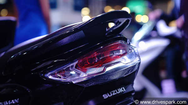 Suzuki Burgman Street Price Revealed Ahead Of Launch