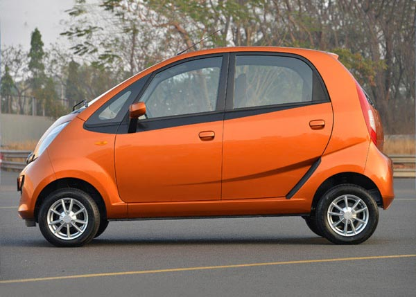 Tata Nano Production Stopped - To Be Manufactured On Order Basis