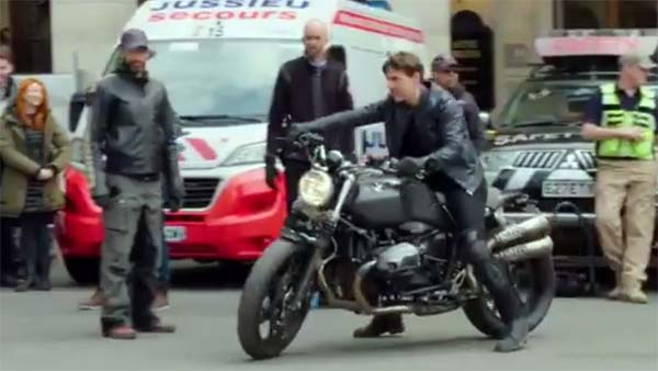 Mission Impossible Fallout Bike Stunts: Tom Cruise Talks About His Experience On The BMW R nineT