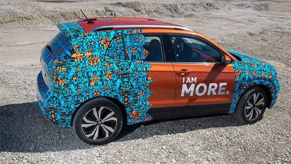 India-Bound Volkswagen T-Cross Official Video Released - To Rival Hyundai Creta