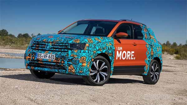 India-Bound Volkswagen T-Cross Official Video Released — To Rival Hyundai Creta