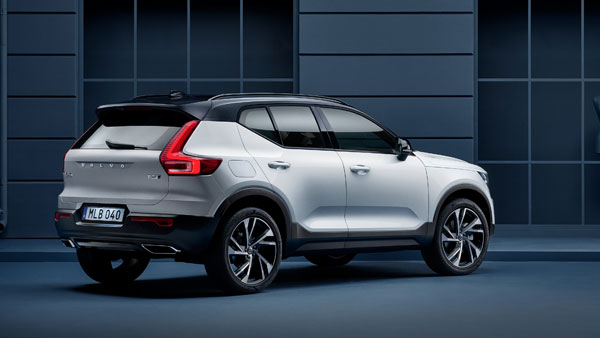 Volvo XC40 Launched In India At Rs 39.90 Lakh; To Rival The Mercedes-Benz GLA