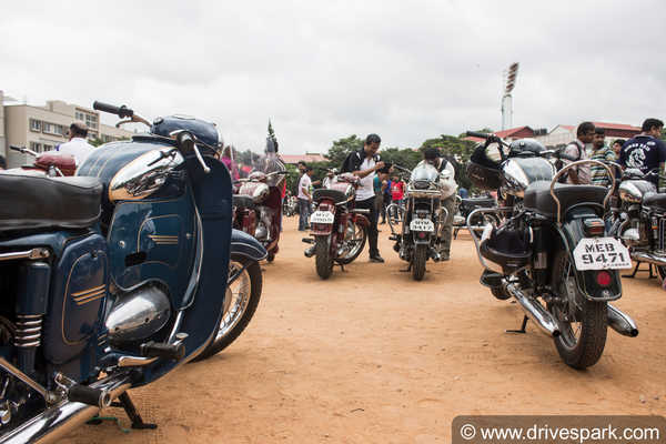 16th International Jawa Day Celebrations Bangalore 2018 — A Look Back To Yesterday's Motorcycles