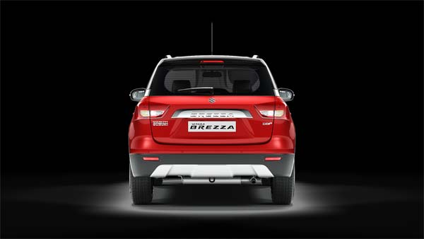 Maruti Suzuki Vitara Brezza Sales Cross 3,00,000 Units; Becomes Fastest Selling SUV In India