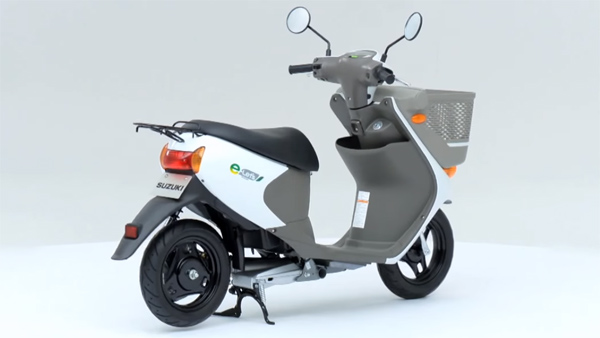 Suzuki Electric Scooters Motorcycles To Be Launched In India By 2020