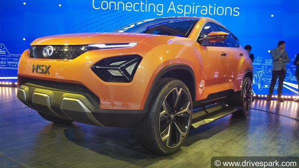 Tata H5X To Be Named As Tata Harrier — Launch In 2019