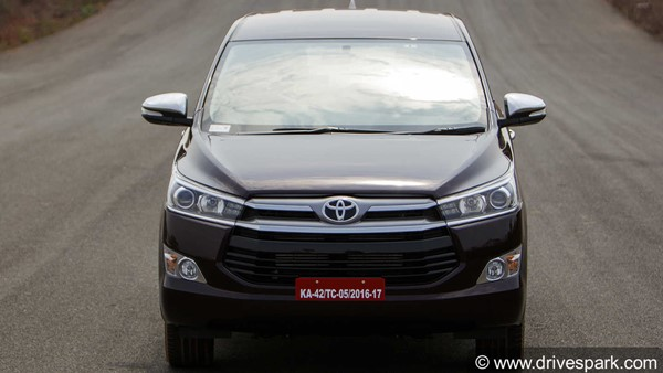 Toyota Innova Crysta & Fortuner Recalled Over Faulty Fuel Hose Connection