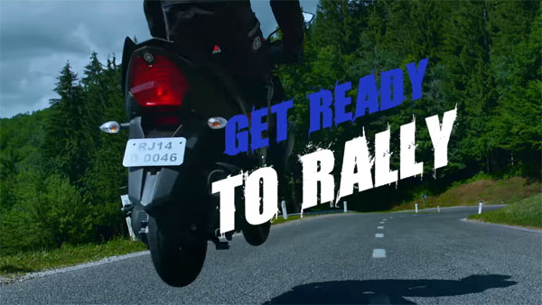 Yamaha Ray ZR Street Rally Scooter Teased Ahead Of Launch