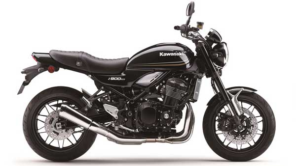 Kawasaki Z900RS In Black Colour Launched In India