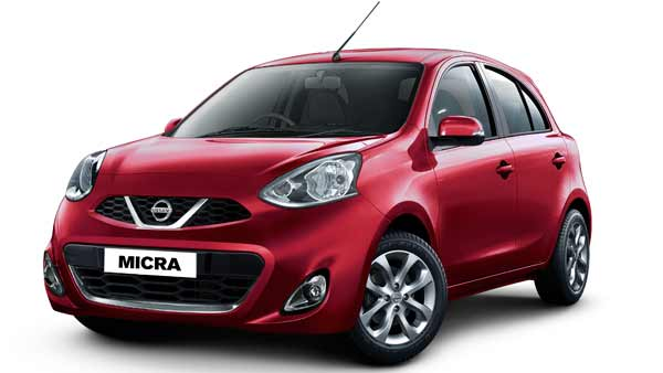 2018 Nissan Micra And Micra Active Launched In India; Prices Start At Rs 5.03 Lakh
