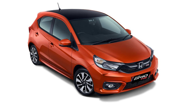New Honda Brio Revealed At 2018 Indonesia International Auto Show