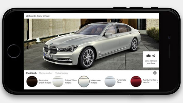 Bmw India Mobile App Launched Details Features Amp Functions Drivespark News