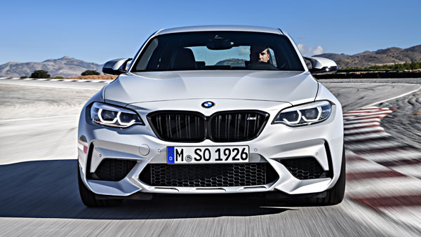 Bmw M2 India Launch Details M2 Competition Listed On Official