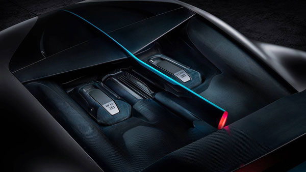 Limited-Edition Bugatti Divo Unveiled — Slower But Nothing Short Of Extreme!