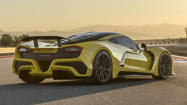 The Insane Hennessey Venom F5 Is Powered By The Craziest V8 Engine On The Planet!