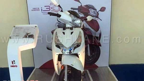 Hero Destini 125 Brochure Leaked Ahead Of Launch — Gets i3S Technology