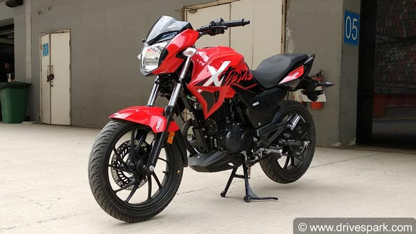 Hero Xtreme 200R Launched Pan-India; Priced At Rs 89,900