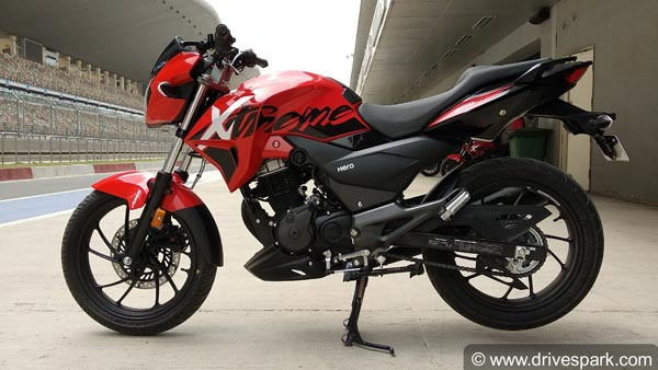 Hero MotoCorp Announces Country-Wide Launch Of The Xtreme 200R; Priced at Rs 89,900