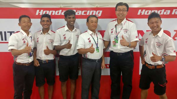ARRC 2018 Round 4 Results: IDEMITSU Honda Racing India Sets The Pace