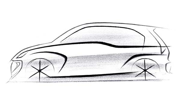 2018 Hyundai Santro (AH2) Official Sketch Revealed